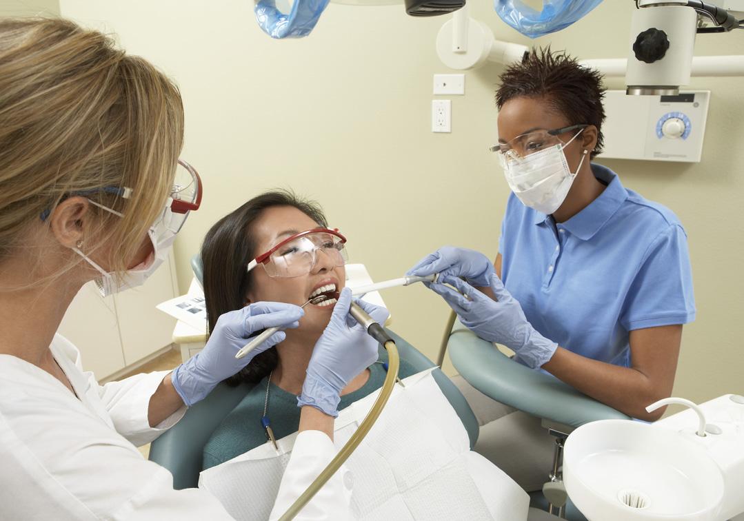 Zahnoperation