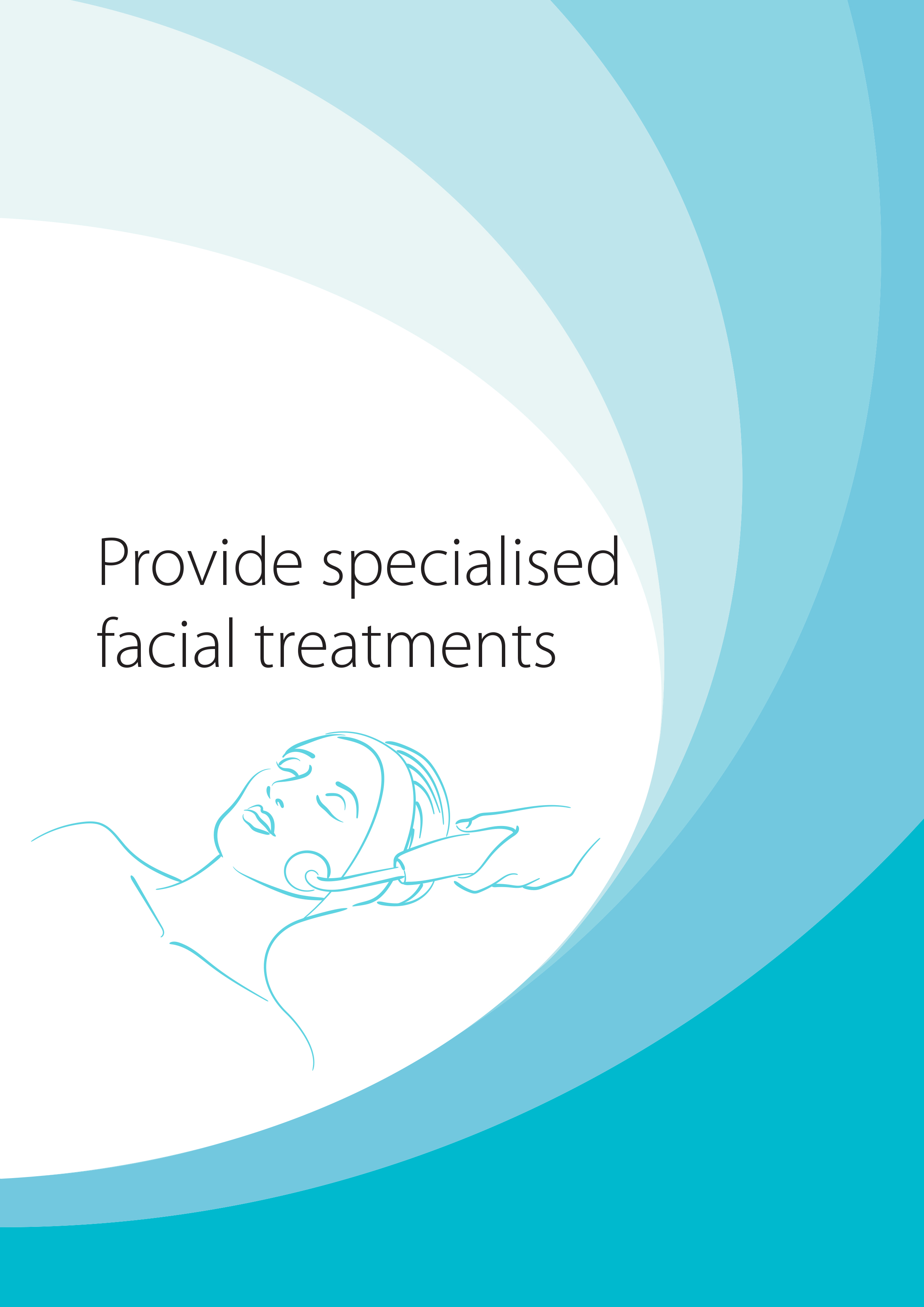 SHBBFAS003 Provide Specialised Facial Treatments