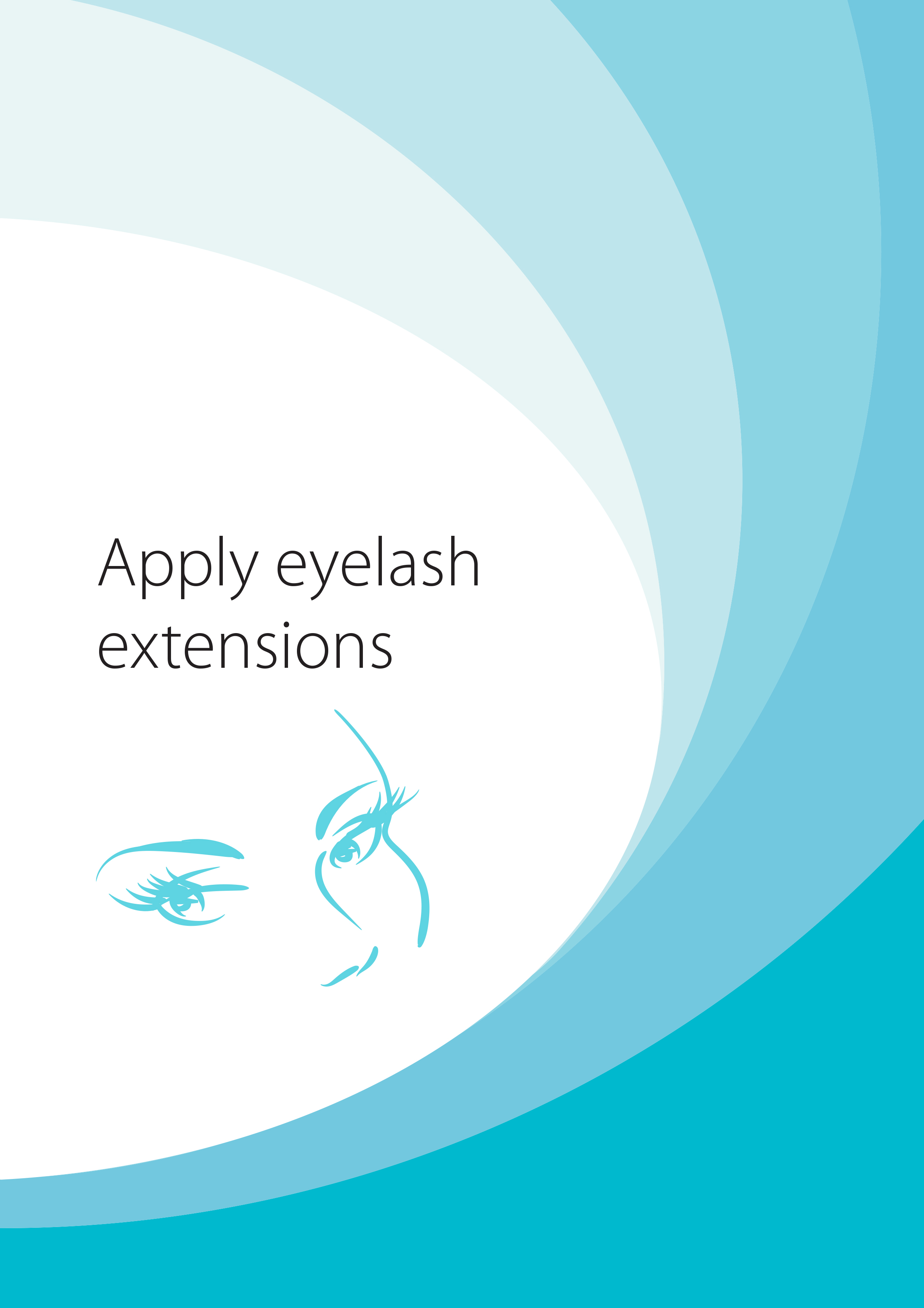SHBBMUP001 Apply Eyelash Extensions