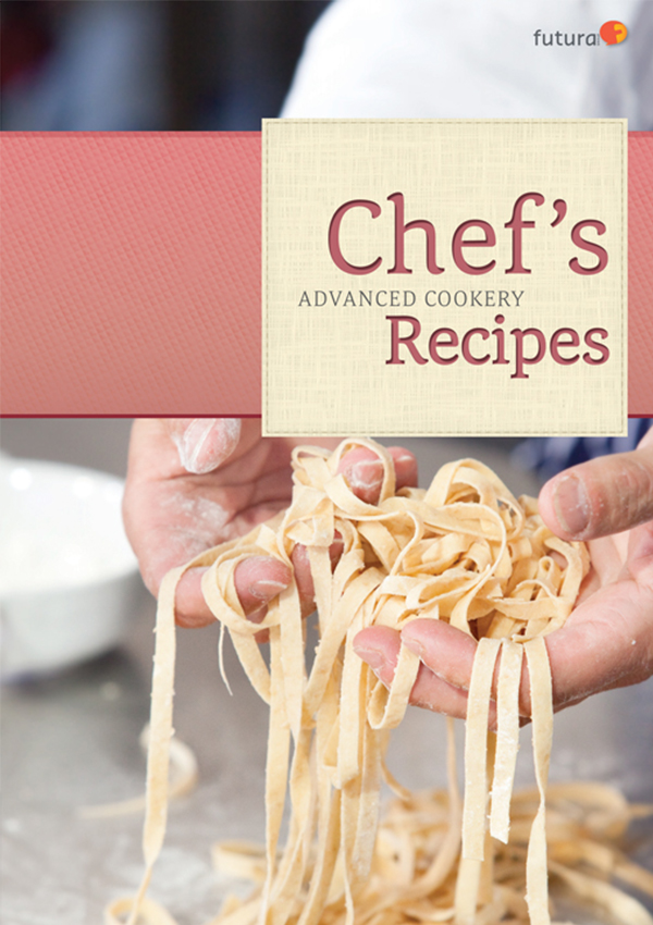 CRADV Chefs Recipes - Advanced Cookery