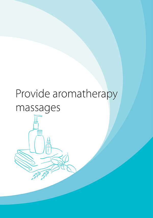 SHBBBOS004 Provide Aromatherapy Massages