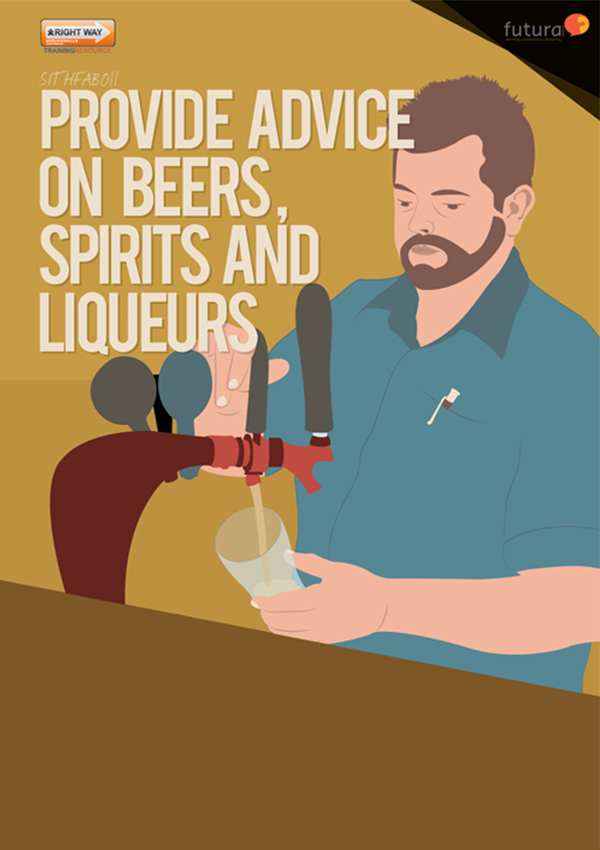 SITHFAB011 Provide Advice on Beers, Spirits and Liqueurs