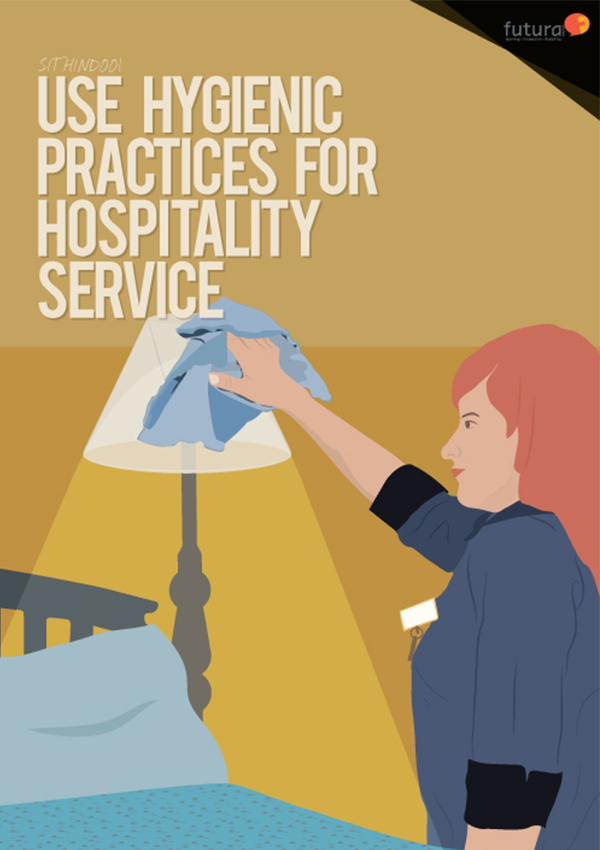 SITHIND001 Use Hygienic Practices for Hospitality Service