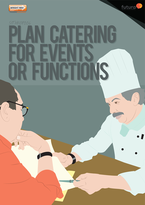 SITHKOP006 Plan Catering for Events or Functions